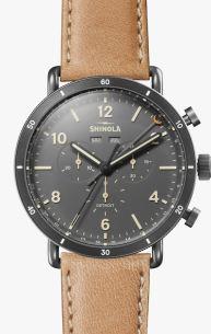 Shinola Timepiece